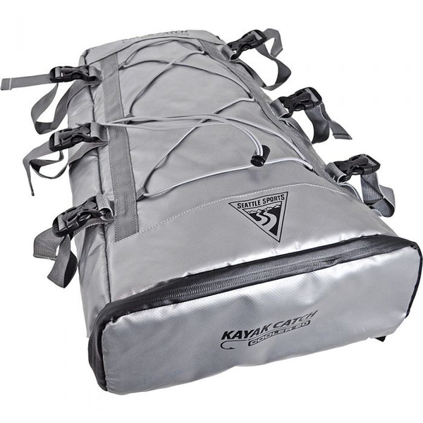 Kayak Catch Cooler Silver