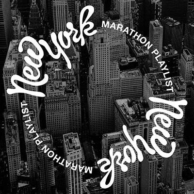 NYC MARATHON SOUNDTRACK BY JOHN JOSEPH