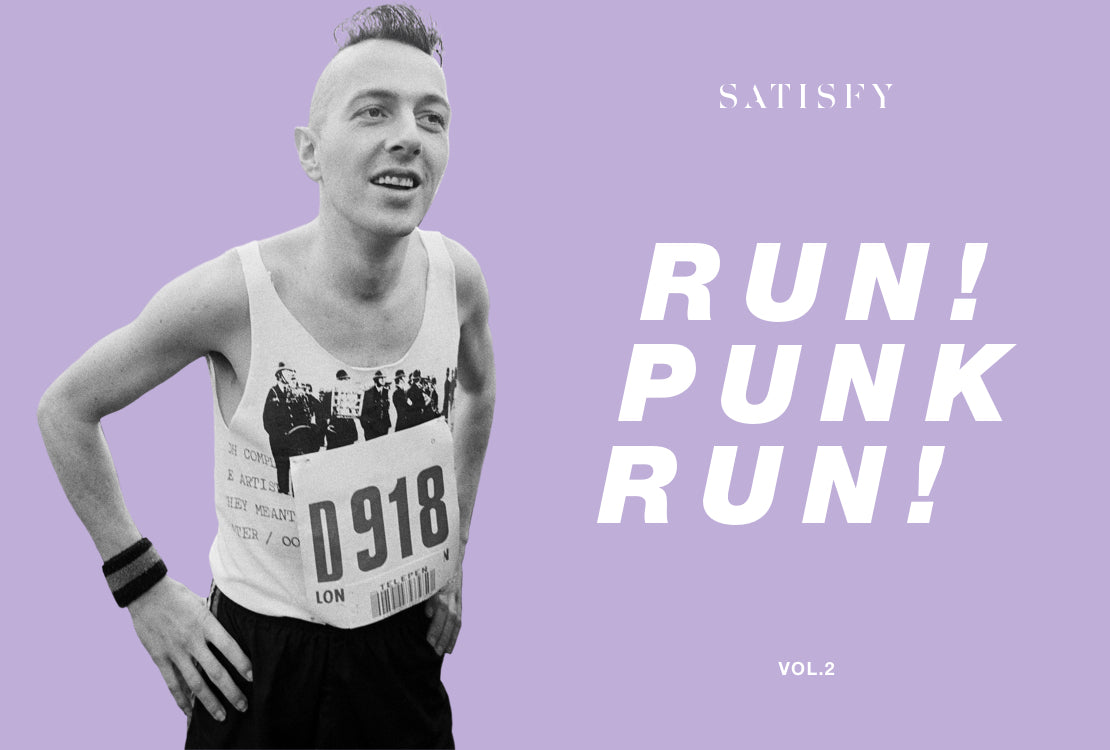 RUN! PUNK RUN! VOL.2 by Tommy Hubert