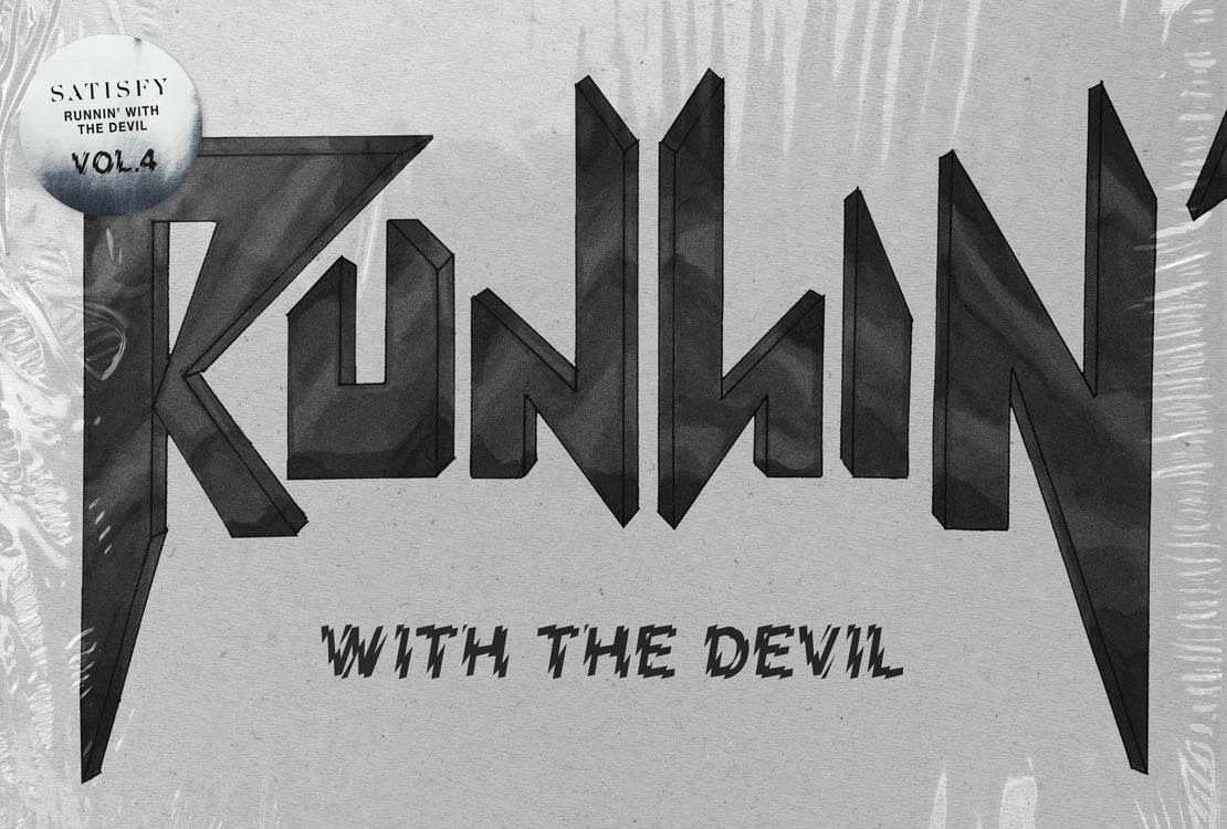 RUNNIN' WITH THE DEVIL VOL.4 by Tommy Hubert