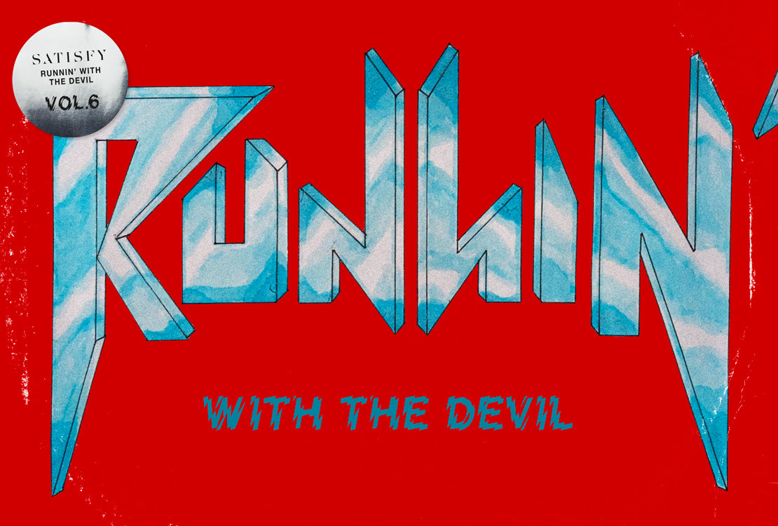 RUNNIN' WITH THE DEVIL VOL.6 by Justin Gage