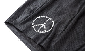 "Short Distance 2.5"" Shorts - Logo peace"