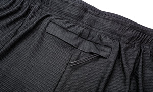 "Short Distance 2.5"" Shorts - Detail back pocket"