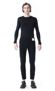 Coffee Thermal Base Layer - front