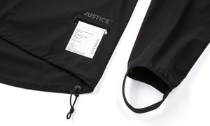 Justice Running Jacket - Label