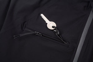 Justice Running Jacket - Pocket key