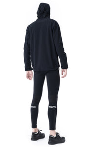3-Layer Running Jacket - back