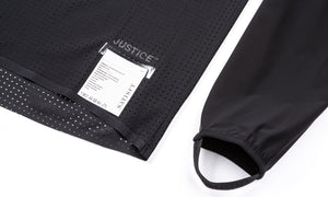 Justice Race Half-Zip - Label