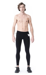 Justice Run Away Tights - front