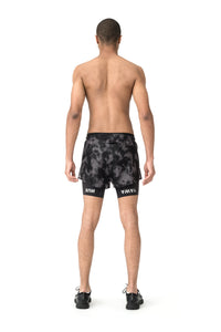 "Short Distance 8"" Shorts - Model back"