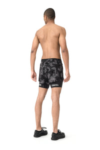 "Short Distance 8"" Shorts - Model back side"