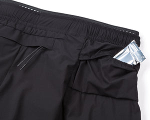 "Justice Trail Long Distance 10"" Shorts - Energy bar pocket"