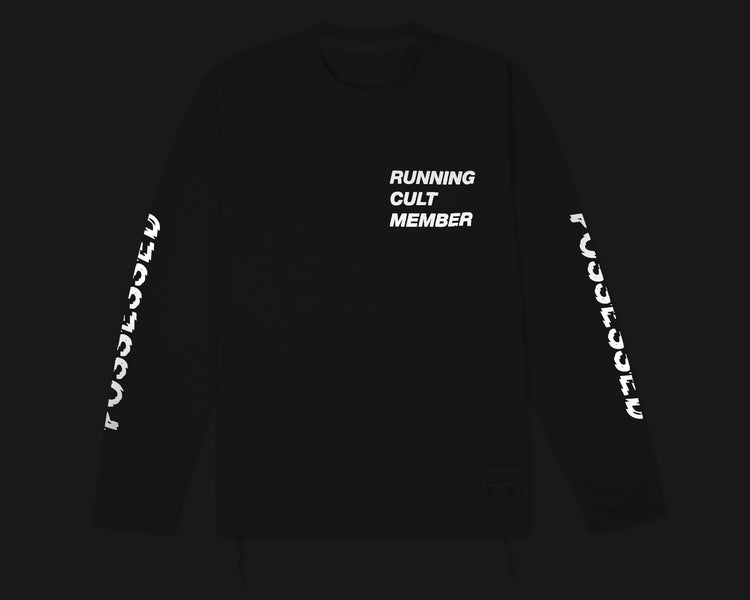 Light Long Tee - Front Reflective