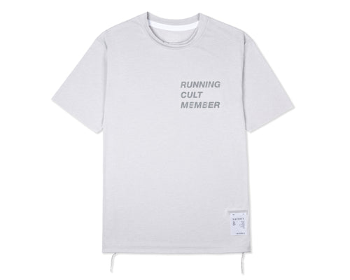 Light T-Shirt - Light Grey - Front