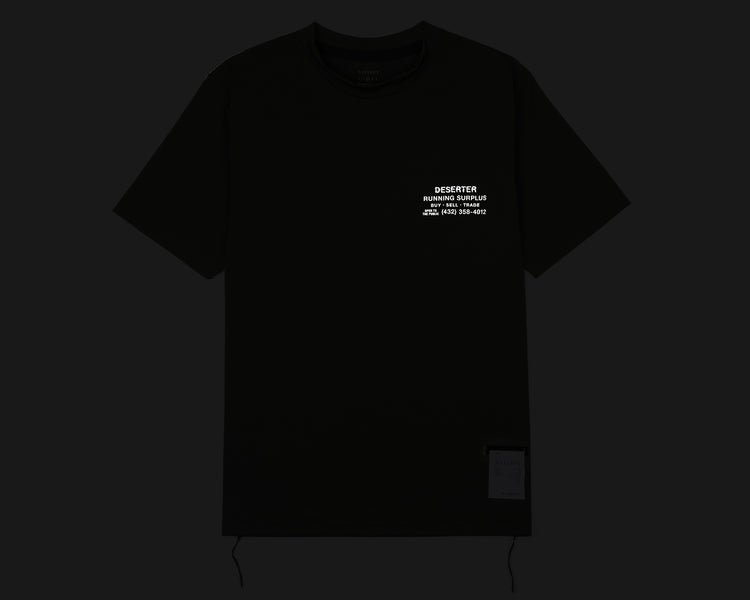 Light T-Shirt - Army - Front Reflective