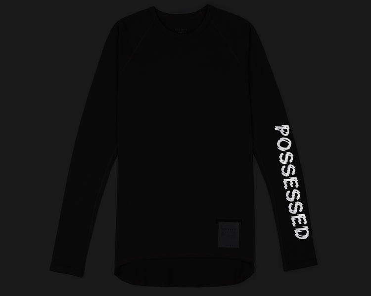 Coffee Thermal Base Layer - Bronze - Front - Reflective