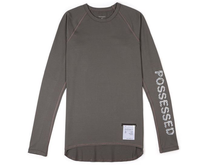 Coffee Thermal Base Layer - Bronze - Front