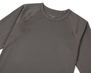 Coffee Thermal Base Layer - Bronze - Front Side