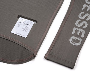 Coffee Thermal Base Layer - Bronze - Label