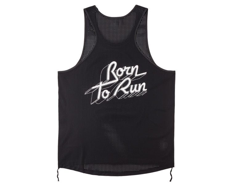 Race Singlet - One - Back