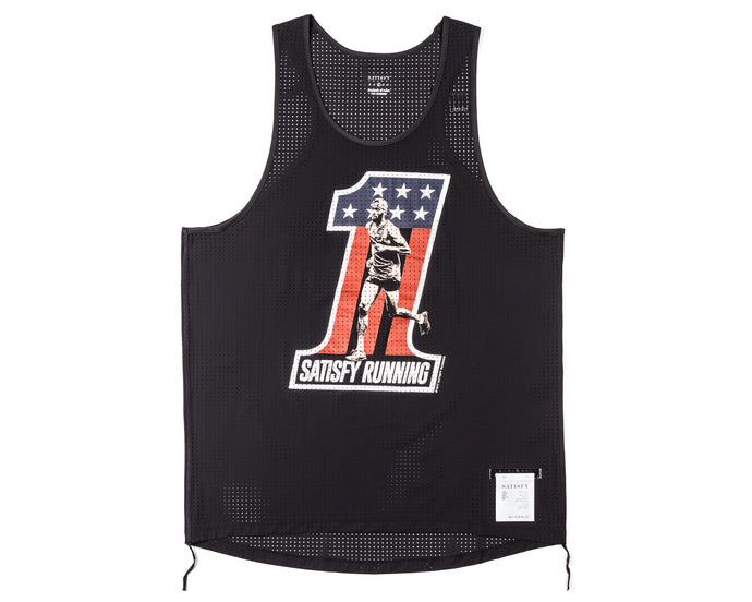 Race Singlet - One - Front