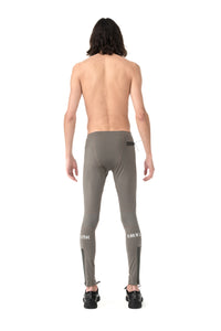 Coffee Thermal Running Tights