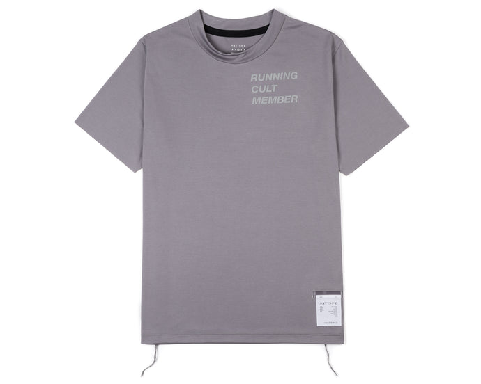 Light T-Shirt - Steel - Front