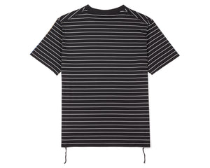 Light T-Shirt - Black Mariniere - Back