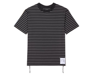 Light T-Shirt - Black Mariniere - Front