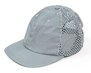 Perforated Reflective Running Cap
