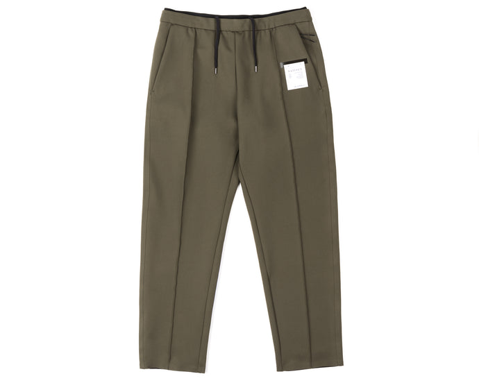 Spacer Post-Run Pant - Army - Front
