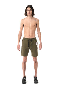 Spacer Shorts - Army - Model Front
