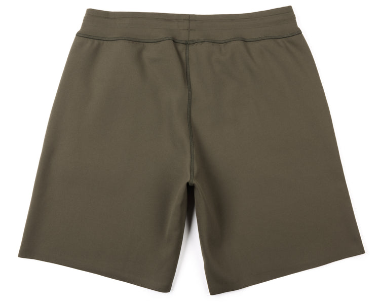 Spacer Shorts - Army - Back