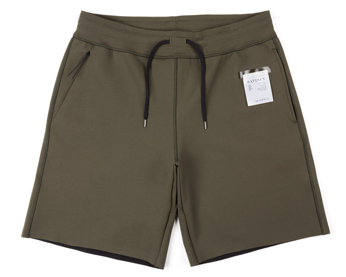 Spacer Shorts - Army - Front