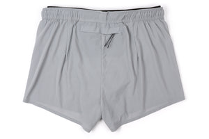 "Justice™ Short Distance 2.5"" Shorts - AIR-FROST - Back"