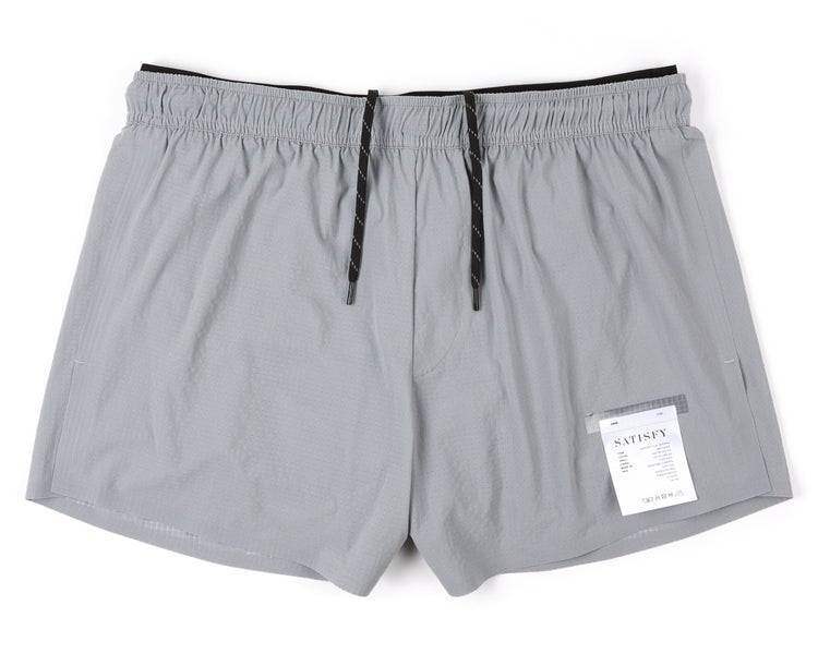 "Justice™ Short Distance 2.5"" Shorts - AIR-FROST - Front"