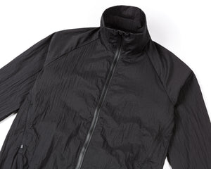 Rip Running Jacket - BLACK - Frontside