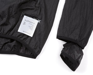 Rip Running Jacket - BLACK - Label