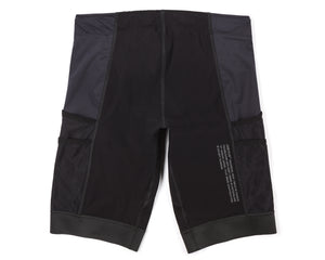 "Justice™ 10"" Cargo Shorts - BLACK - Back"