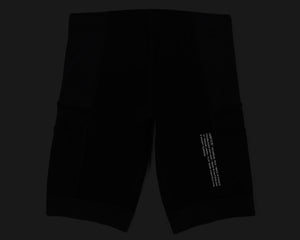 "Justice™ 10"" Cargo Shorts - BLACK - Back-reflective"