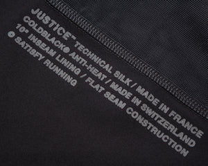 "Justice™ 10"" Cargo Shorts - BLACK - Detail-2"