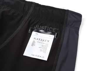"Justice™ 10"" Cargo Shorts - BLACK - Label"