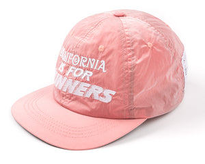 Lightweight Running Cap - PINK - Frontside