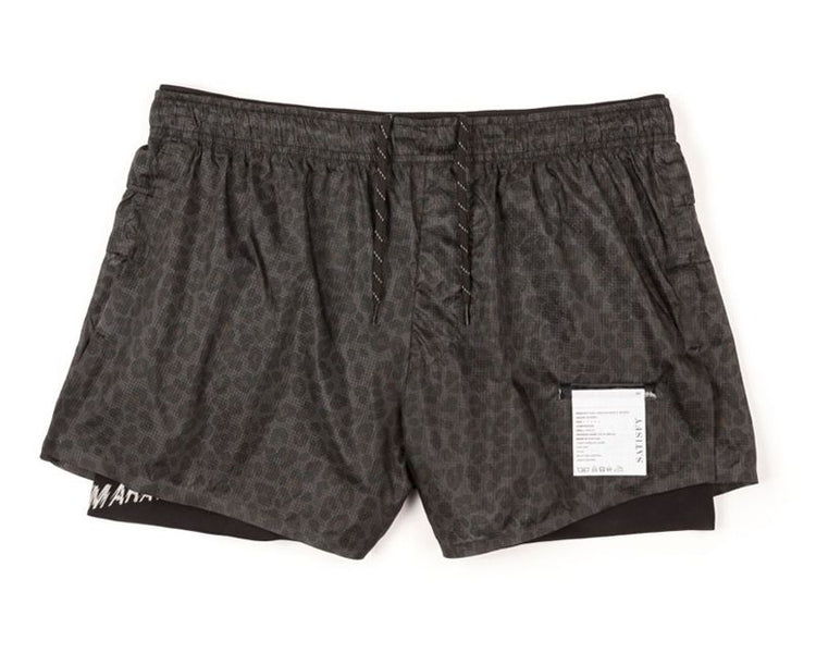 "Punk Long Distance 3"" Shorts"