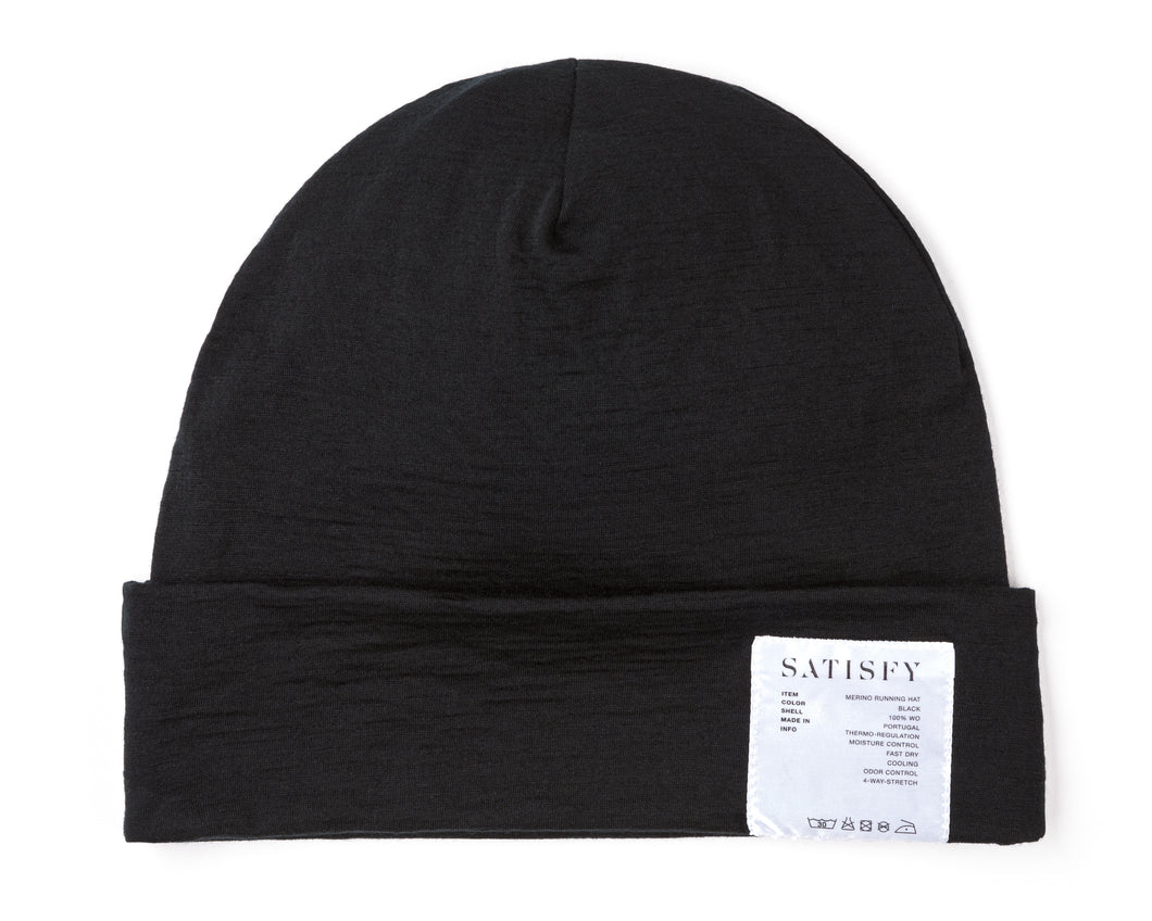 Merino Running Hat
