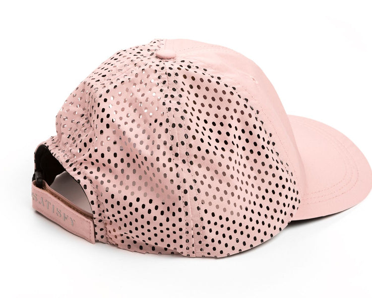 Perforated Running Cap