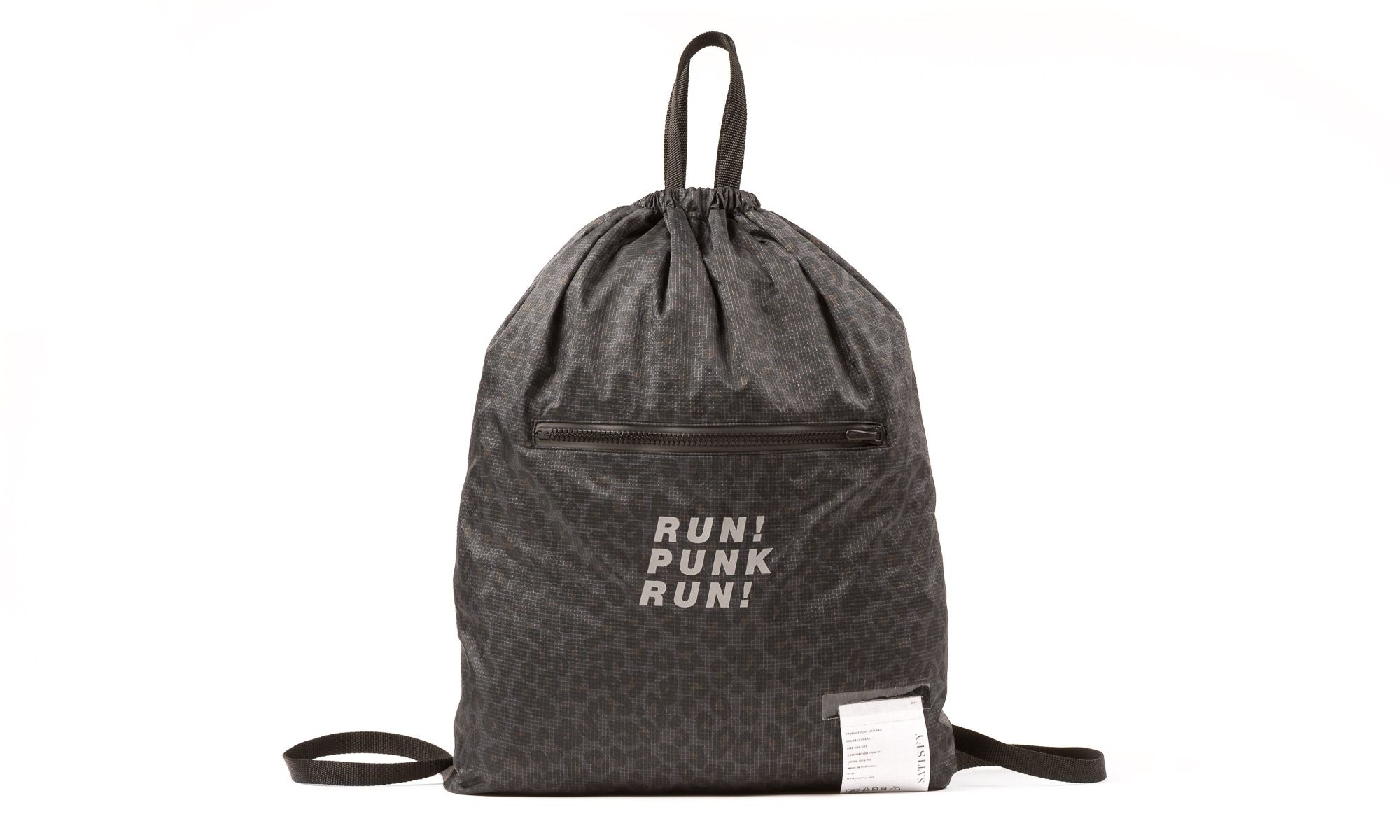 Punk Gym Bag