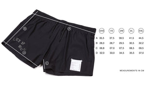 "LONDON Long Distance 2.5"" Shorts"