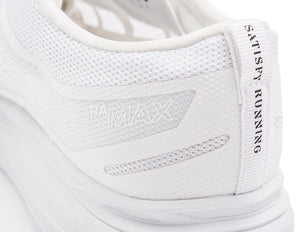 Satisfy / Salomon SONIC RA MAX - Clear White - Label