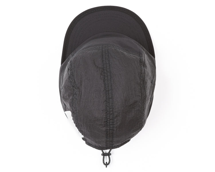 Trail Running Cap - BLACK - Back